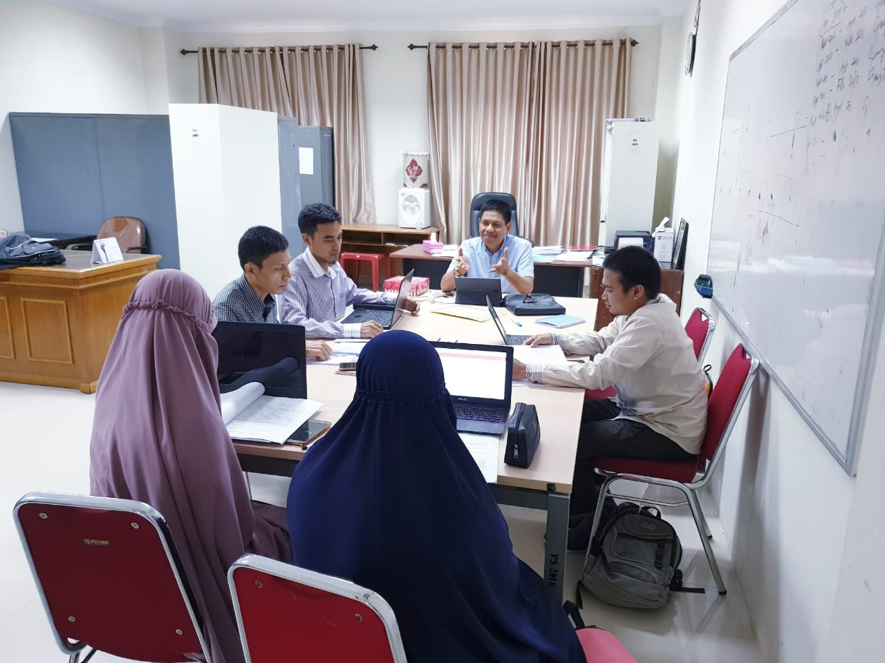 Kuliah Ulumul Qur'an bersama Prof. Dr. Achmad Abubakar, M.Ag.